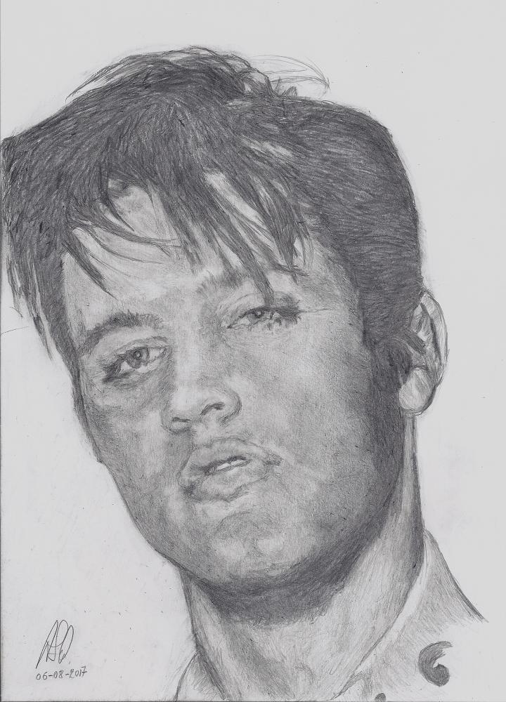 Elvis Presley by ABO